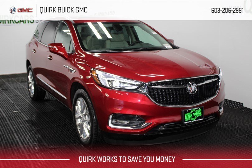 New 2019 Buick Enclave Essence Sport Utility In Manchester G15055