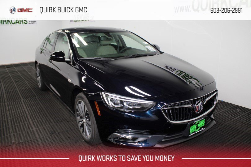 New 2019 Buick Regal Sportback Essence Hatchback In Manchester
