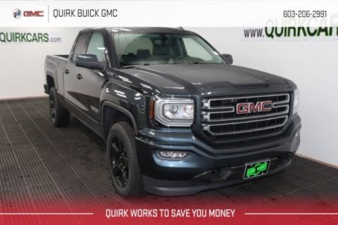 2019 GMC Sierra 1500 Limited Double Cab 5.3 V8 4x4